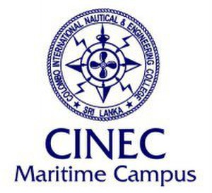 Colombo International Nautical and Engineering College - Image: Cineclogo