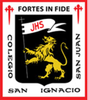 Colegio San Ignacio de Loyola (San Juan) - Image: Col San Ignac