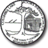 Official seal of Columbia, Connecticut