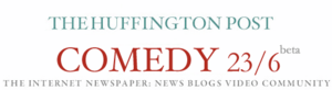 The logo of Huffington Post Comedy 23/6
