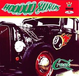 Crank (Hoodoo Gurus album) - Image: Crank HG