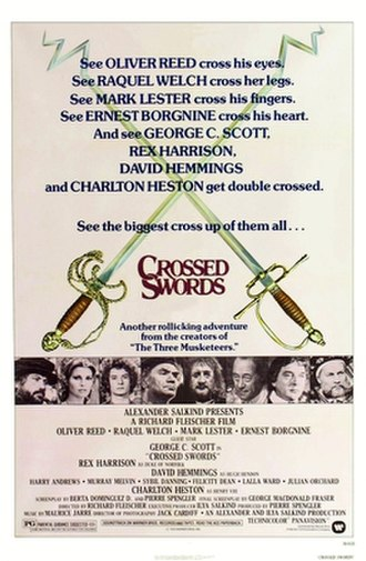 The Prince and the Pauper (1977 film) - US theatrical poster