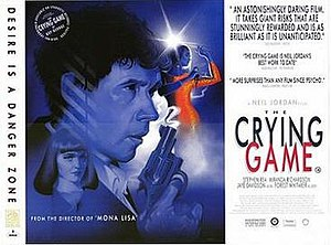 The Crying Game - Image: Crying game poster