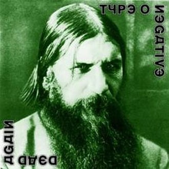 Dead Again (Type O Negative album) - Image: Dead again