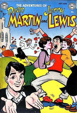 The Adventures Of Dean Martin And Jerry Lewis Wikipedia