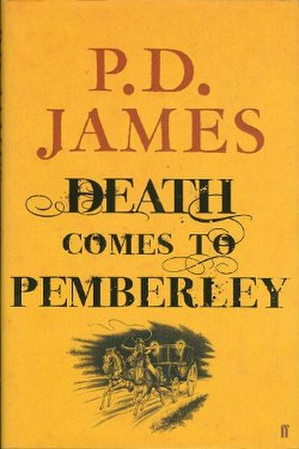 Death Comes to Pemberley - First edition (UK)