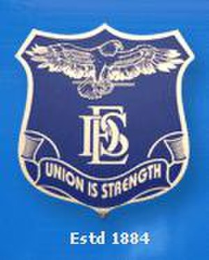 Fergusson College - Image: Deccan Education Society logo badge