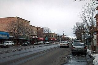 Delta, Colorado Home Rule Municipality in Colorado, United States