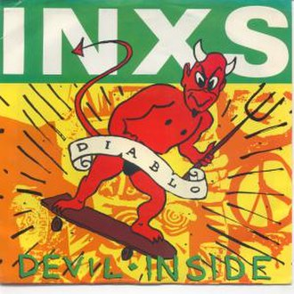 Devil Inside (INXS song) - Image: Devil Inside