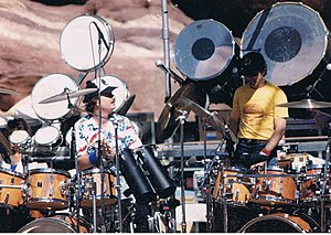 Rhythm Devils - Bill Kreutzmann and Mickey Hart