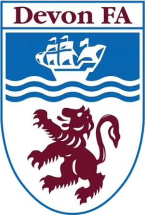 Devon County Football Association - Image: Devon FA Logo