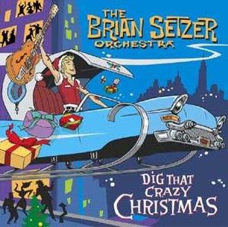 Dig That Crazy Christmas - Image: Digcrazyxmas