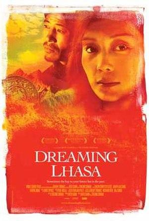 Dreaming Lhasa - Film poster
