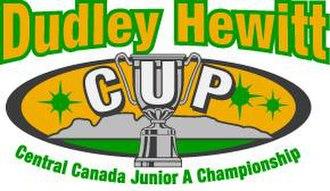 Dudley Hewitt Cup - Dudley Hewitt Cup logo.