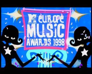 1998 MTV Europe Music Awards - Image: EMA1998LOGO