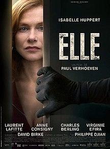 2016 film by Paul Verhoeven