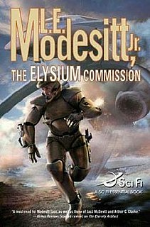 <i>The Elysium Commission</i> novel by L. E. Modesitt, Jr