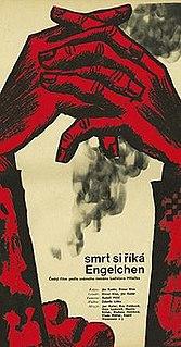 <i>Death Is Called Engelchen</i> 1963 Czechslovak war film