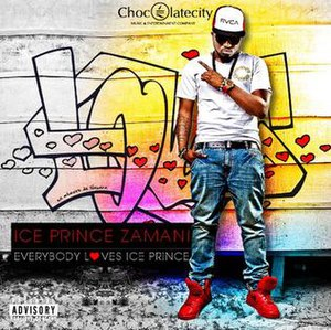 Everybody Loves Ice Prince - Image: Everybody Loves Ice Prince