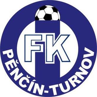 FK Turnov - Image: FK Pěnčín Turnov logo
