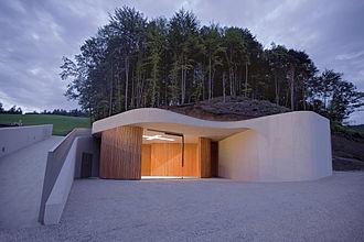 OFIS Architects - Image: Farewell chapel foto tomaz gregoric 03