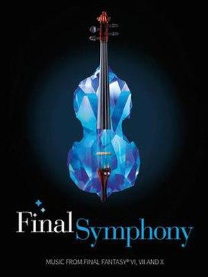 Final Symphony - Image: Final Symphony logo