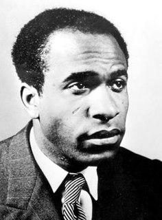 Frantz Fanon Martiniquais writer, psychiatrist, philosopher, revolutionary
