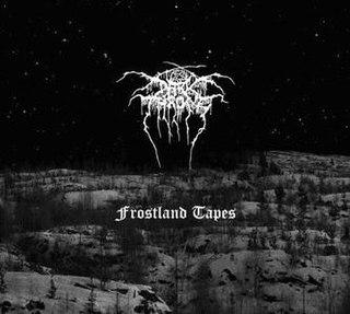 <i>Frostland Tapes</i> 2008 compilation album by Darkthrone