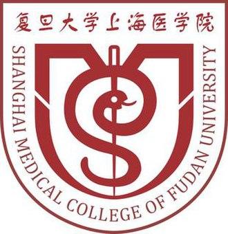 Shanghai Medical College - Image: Fudan SHMC Logo