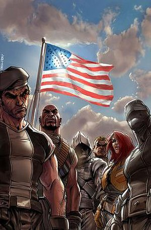G.I. Joe: America's Elite - Image: GI Joe America's Elite 1