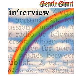 Interview (album) - Image: Gentle Giant Interview