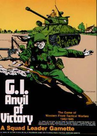Squad Leader - The final gamette (1983)