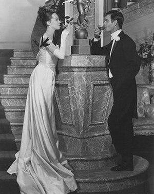 Gigi (1958 film) - Leslie Caron and Louis Jourdan