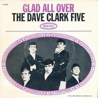 Glad All Over - Image: Glad All Over The Dave Clark Five
