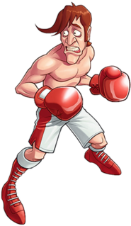 Glass Joe video game character