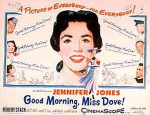 Good Morning, Miss Dove - Theatrical release poster