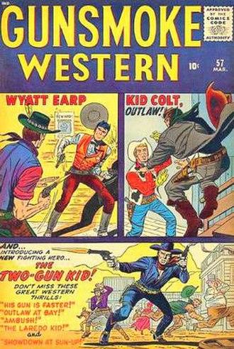 Gunsmoke Western - Image: Gunsmoke Western 57 March 1960