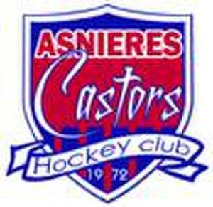 Asnières Castors - Image: HC Asnieres Logo