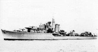 HMS Kingston (F64) - Image: HMS Kingston (F64)