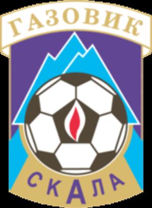 FC Skala Stryi - Emblem of Hazovyk-Skala