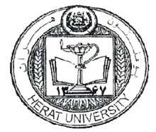 Herat University logo.png