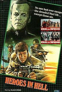 <i>Heroes in Hell</i> (film) 1974 film