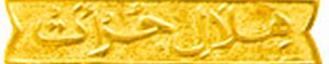 Hilal-i-Jur'at - Image: Hilal jurat gold bar only