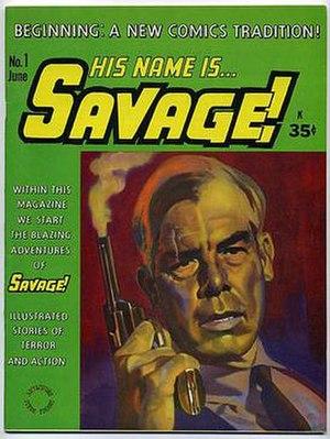 His Name Is... Savage - Image: His Name Is Savage