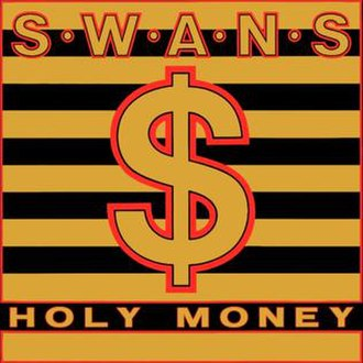 Holy Money - Image: Holy Money (1986) cover