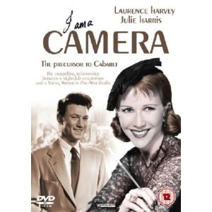 I Am a Camera (film) - Region 2 DVD cover