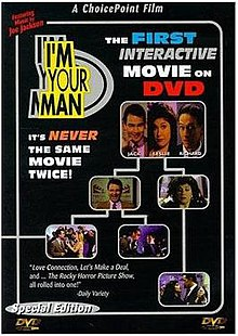 Im Your Man DVD.jpg