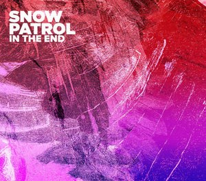 In the End (Snow Patrol song) - Image: In the End by Snow Patrol