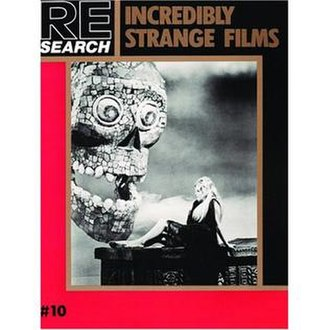 Incredibly Strange Films - Image: Instrangefilms