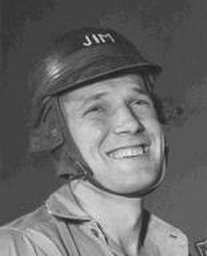 Jim Paschal - Image: Jim Paschal Old Time NASCAR Driver